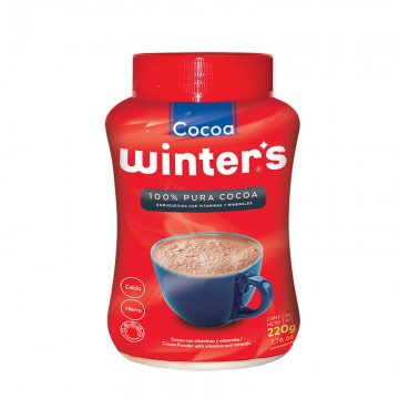 Cocoa Winter´s Frasco 220 gr