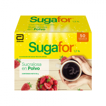 Sugafor 1.3% Polvo Oral...