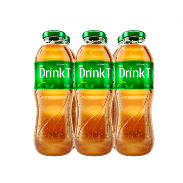 Six Pack Drink T Limón 475 ml