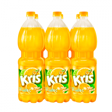Six Pack Kris Citrus Punch...