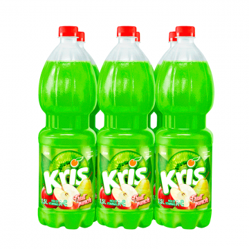 Six Pack Kris Fruit Punch...