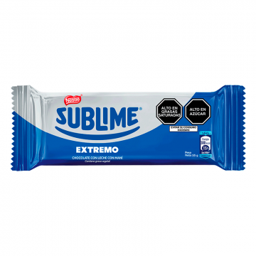 Chocolate Sublime Extremo...