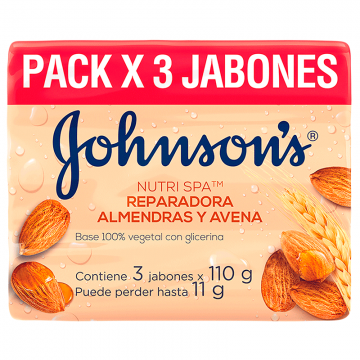 Jabón Adulto Johnson &...