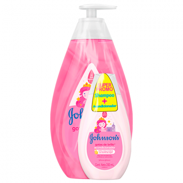 Shampoo Johnson's Baby...