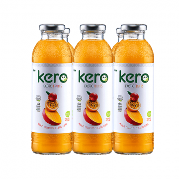 Six Pack Kero Exotic Fruits...