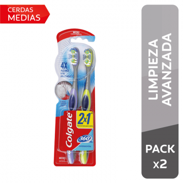 Cepillo Dental Colgate 360...