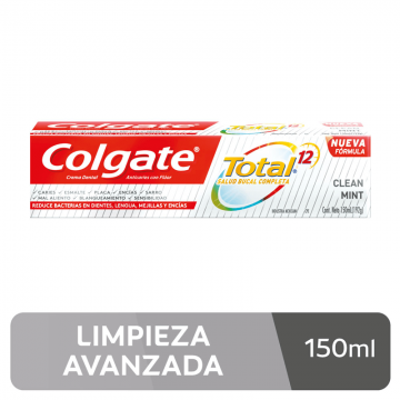 Pasta Dental Colgate Total...