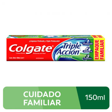 Pasta Dental Colgate Triple...