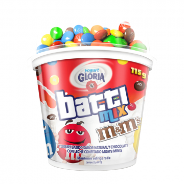 Yogurt Gloria Crunch C/M&M...