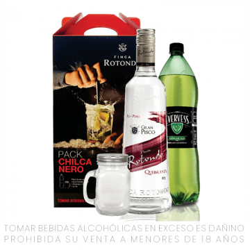 Pack Chilcanero Pisco Finca...