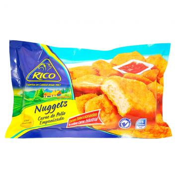 NUGGETS DE POLLO Casa...