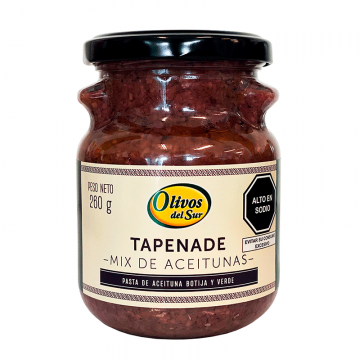 Tapenade Mix de Aceitunas...