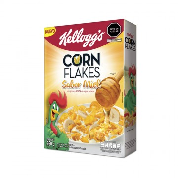 Cereal Kelloggs Corn flakes...