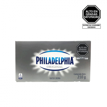 Queso Philadelphia Kraft...
