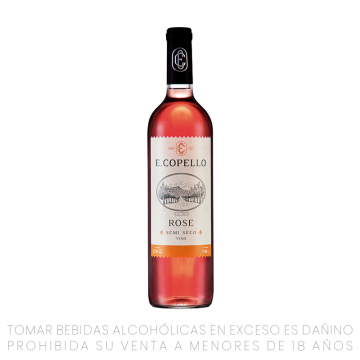 Copello - Vino Rose Semi...