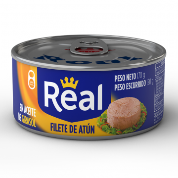 A1Filete de Atún Real en...
