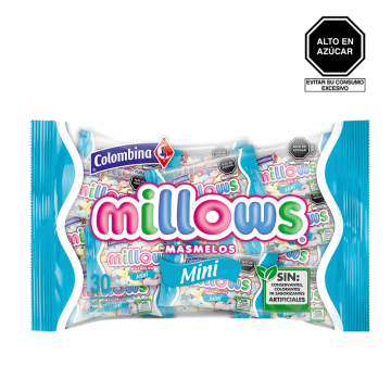 Marshmallows Millows Mini...