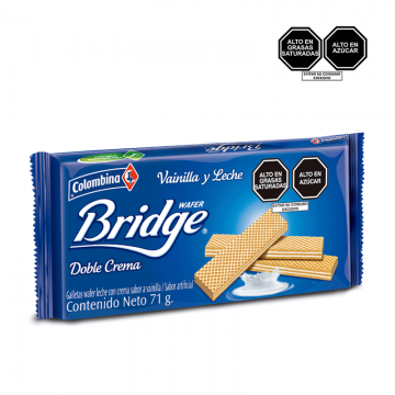 Wafer BRIDGE Vainilla...