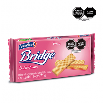 Wafer BRIDGE Fresa...