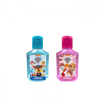 Alcohol Gel PAW PATROL x 59ml