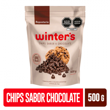 Chips Sabor a Chocolate...
