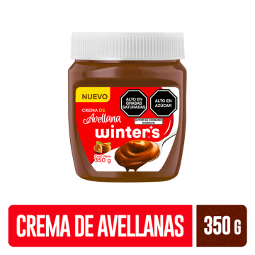 Crema de Avellanas Winter´s...