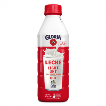 Leche Gloria UHT Ligh PET...