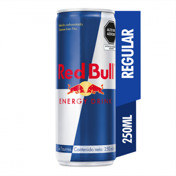 Red Bull Lata x 250 ml