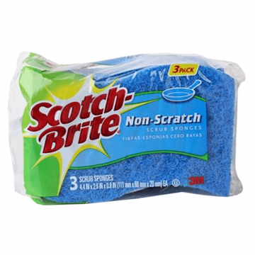 Esponjas Scotch Brite Cero...