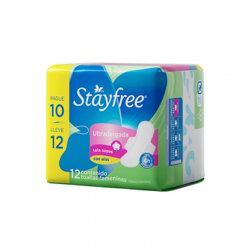 Toallas Higienicas Stayfree...