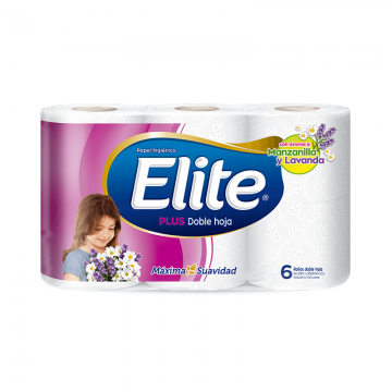 Papel Higienico Elite Plus...