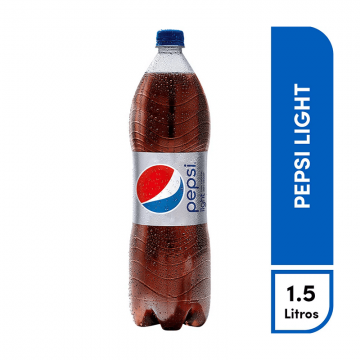 Gaseosa PEPSI Light Botella...